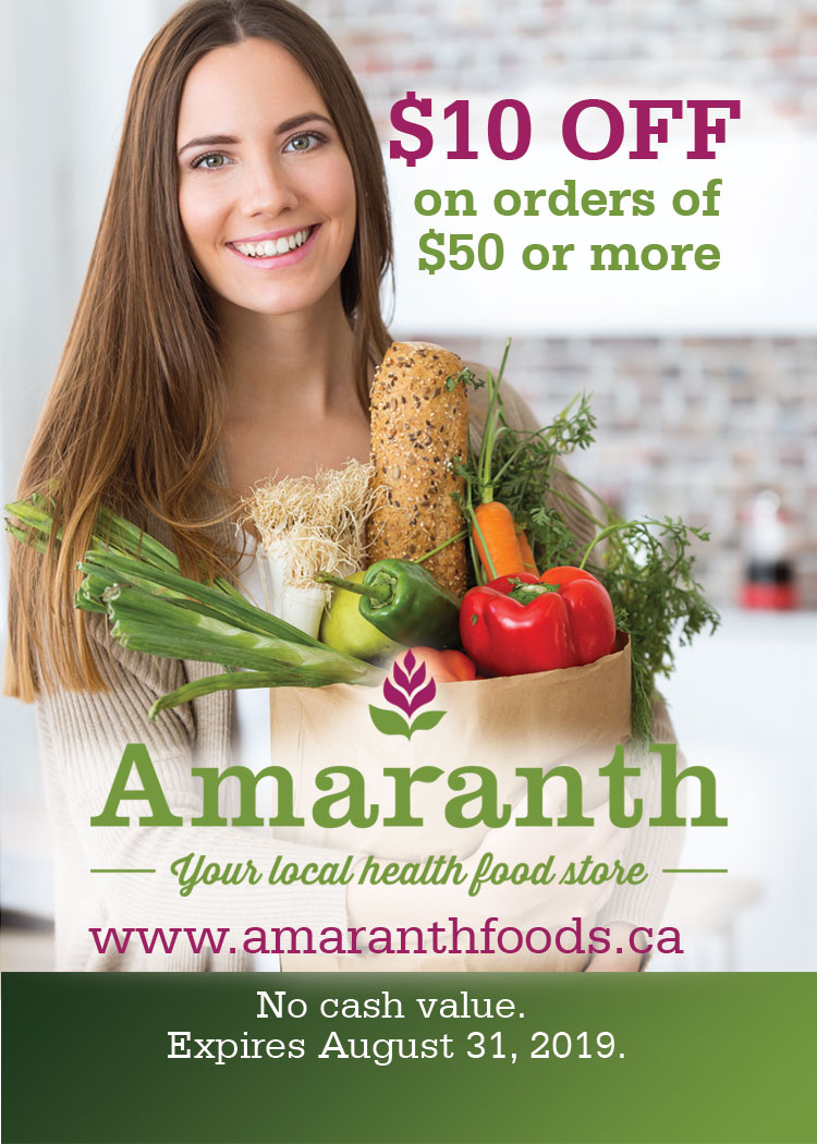 Amaranth-Foods